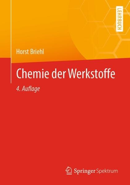 Bild von Briehl, Horst: Chemie der Werkstoffe