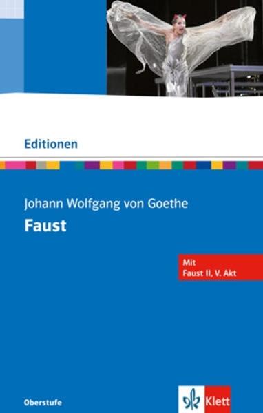 Bild von Goethe, Johann Wolfgang von: Faust I