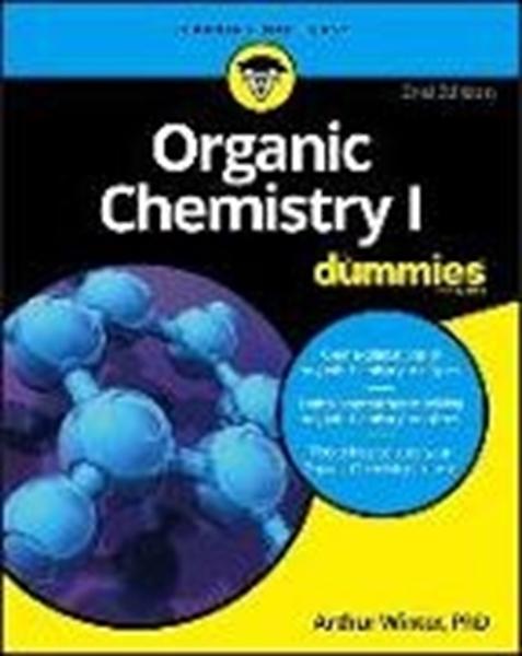 Bild von Winter, Arthur: Organic Chemistry I For Dummies