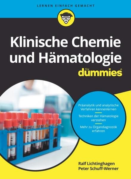 Bild von Lichtinghagen, Ralf : Klinische Chemie und Hämatologie für Dummies