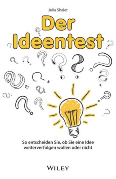 Bild von Shalet, Julia : Der Ideentest