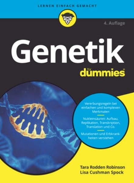 Bild von Robinson, Tara Rodden : Genetik für Dummies