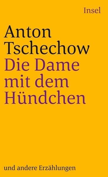 Bild von Tschechow, Anton : Die Dame mit dem Hündchen