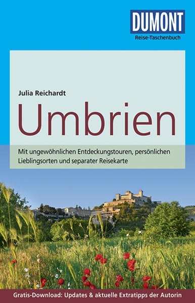 Bild von Reichardt, Julia: DuMont Reise-Taschenbuch Reiseführer Umbrien