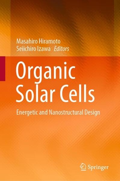 Bild von Izawa, Seiichiro (Hrsg.) : Organic Solar Cells