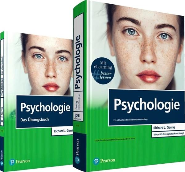 Bild von Gerrig Richard J.: Value Pack Psychologie