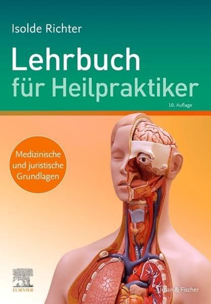 Bild von Richter, Isolde: Lehrbuch für Heilpraktiker