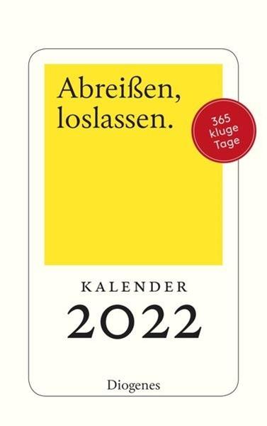 Bild von diverse Autoren : Abreißen, loslassen 2022