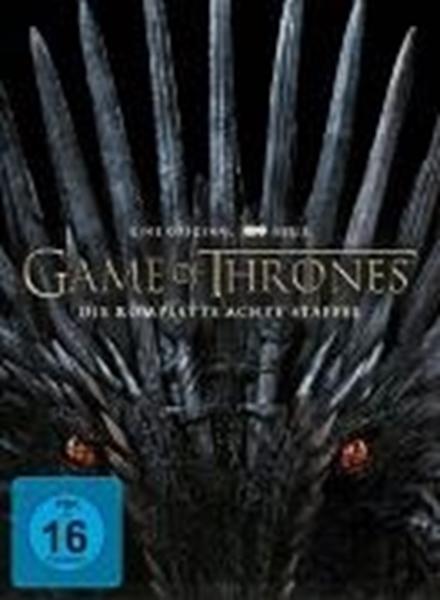 Bild von David Benioff (Schausp.) : Game of Thrones - Staffel 8