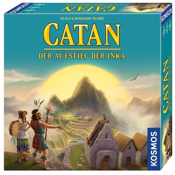 Bild von Teuber, Klaus : Catan - Der Aufstieg der Inka